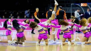 Anadolu Efes Kızları Sinan Erdem Spor Salonu'nu Coşturmaya Hazır!