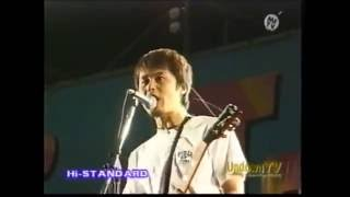 Hi-Standard playing at their finest on the late 90's. I DO NOT OWN ...
