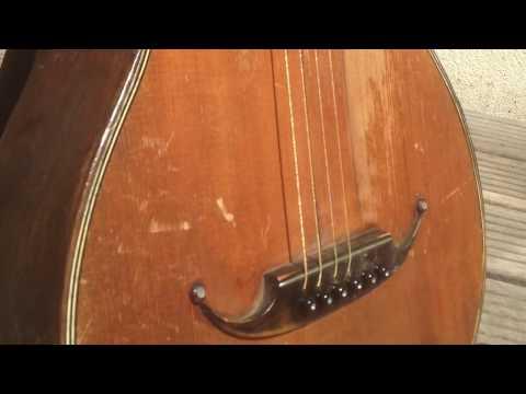 Guitare Romantique Parlor 1931