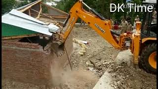 District administration Kishtwar encouragement hatatay huway by DK Time