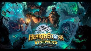 The Golden Animation Of Legendary Cards(The Witchwood) #2