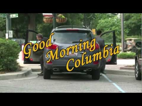 Good Morning Columbia Laverne and Shirley Open
