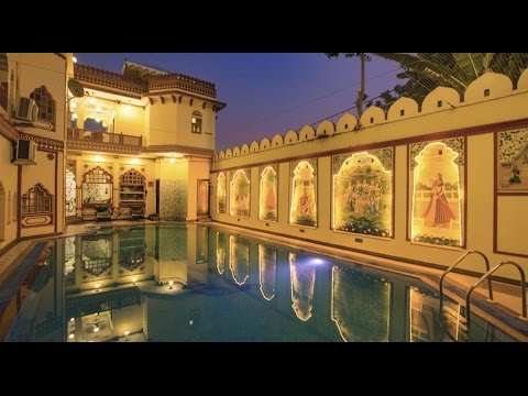 Top10 Recommended Hotels in Jaipur, India