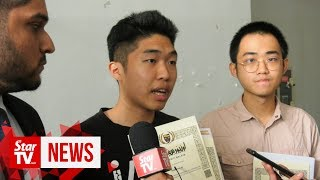 Wong finally receives certificate but demands police report retracted