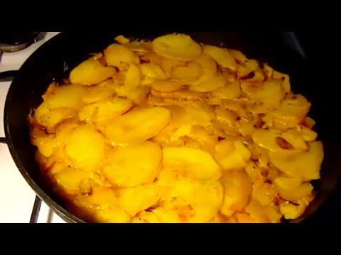 tortilla-mexicaine-aux-pommes-de-terre-&-oignons---recette-#12