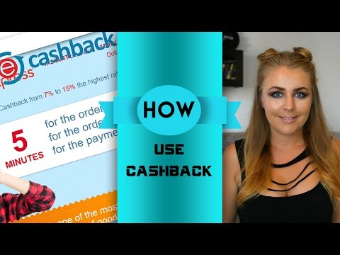 How to use CashBack buying at Aliexpress? (English instruction)