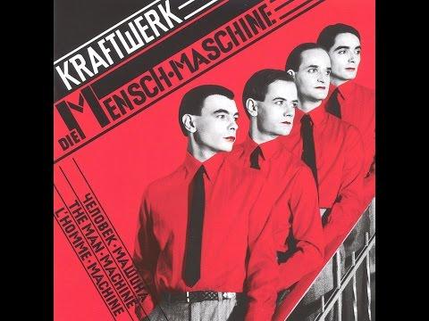 Kraftwerk - Die Mensch-Maschine (Full Album + Bonus Tracks) [1978]