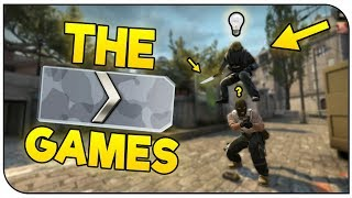 CS:GO | The Silver Games | KNIFE ONLY!