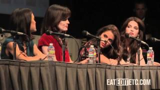 SDCC 2011: Twilight Breaking Dawn Panel Part 3