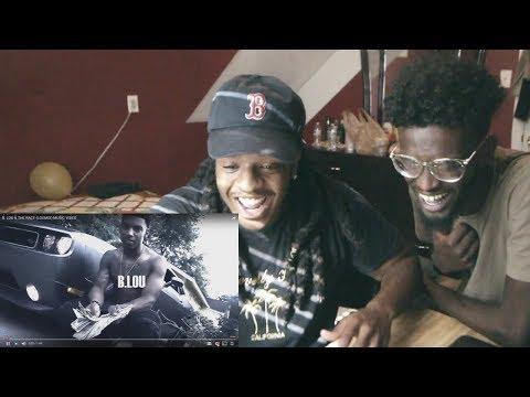 B. LOU X THE RACE (LOUMIX) MUSIC VIDEO - BEST REACTION