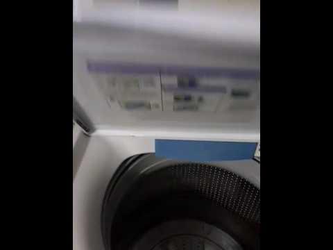 Whirlpool 6 Sense 20 Kg Anti Errores Youtube