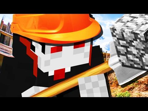 НОВЫЙ СТРОИТЕЛЬ ДОМОВ - BLOOD #9 - Видео из Майнкрафт (Minecraft)