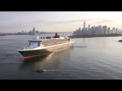 Cunard Line - Трансатлантические круизы