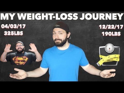 My Weight-Loss Journey – How I Lost Over 130lbs In Less Than 9 Months | BLURAY DAN