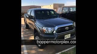 2014 Toyota Tacoma  Used Cars - McKinney,Texas - 2018-09-02