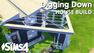 The Sims 4 House Building - Digging Down