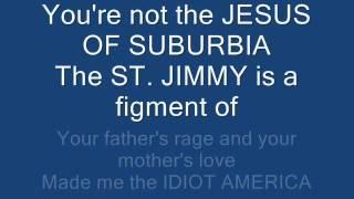 Green Day - Letterbomb (Lyrics on Screen)