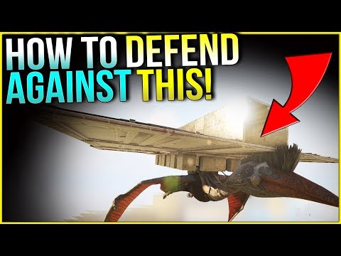 HOW TO *DEFEND* AGAINST THE QUETZAL TRICK! - Official Small Tribe | ARK: Survival Evolved Ep.15