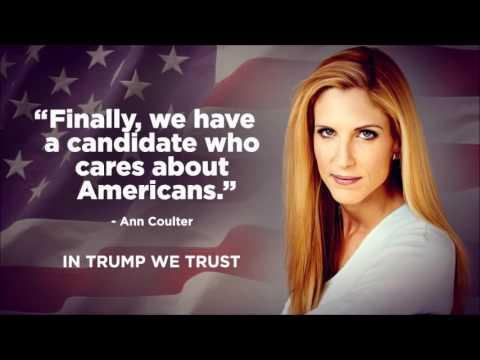 Ann Coulter on 790 KABC-LA (10/13/2016)