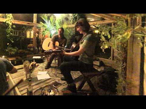 Solarium Sessions with Anna and the Underbelly
