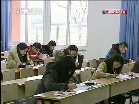 Funny translations in College English Test in China