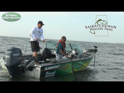 Sask Walleye Trail