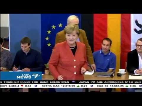 Merkel's Christian Democratic Union wins German federal election