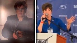Candidate Brags She's Always Armed, Vows To Use It Against Government