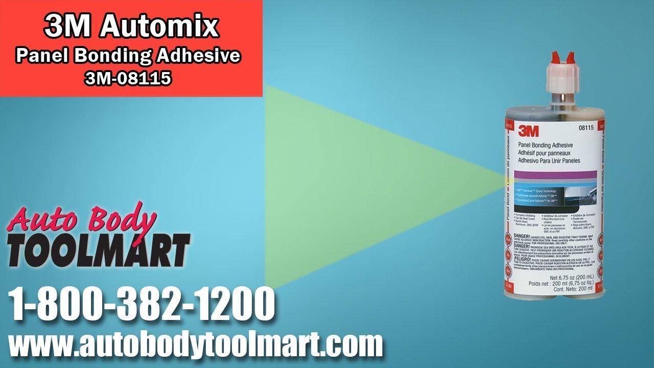 3M Automix Panel Bonding Adhesive - 08115