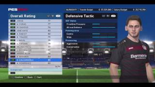 Pes 2017 best players Master League Potential