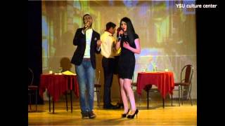 Malena Ernman - La Voix (Artsrun Khangeldyan & Ofelia Simonyan cover)
