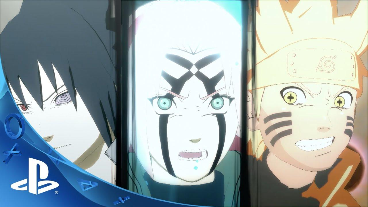 Naruto Shippuden: Ultimate Ninja Storm 4 - Secret Technique Jutsu Trailer    PS4