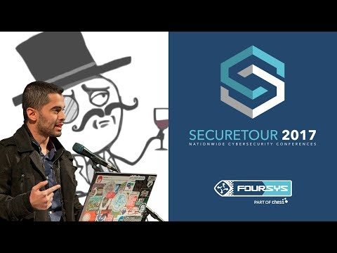 SecureTour17: Mustafa Al-Bassam relives Lulzsec days