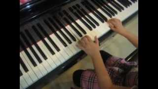 Lavinia Lee (7) - Dance of the Cygnets from ballet Swan Lake by Petr Tchaikovsky.MOV