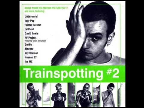 Trainspotting Soundtrack Vol. #2 - Ice MC feat Alexia - Think About The Way