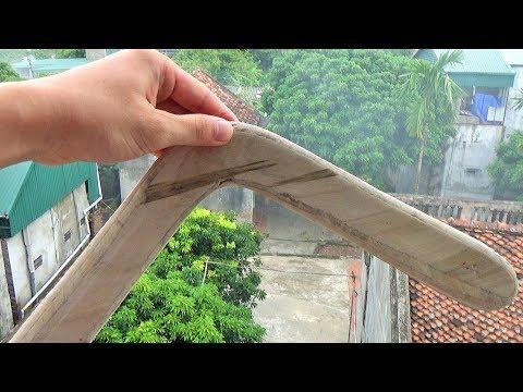 NVA - Thử Làm Boomerang ( Make A Boomerang )
