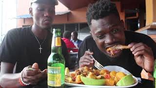 WOULD YOU TRY THIS RWANDAN FAMOUS FOOD? -