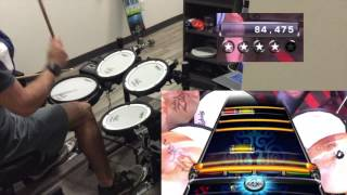 Cthulhu by The Acacia Strain Rockband 3 Expert Drums Sightread FC 100 5G*
