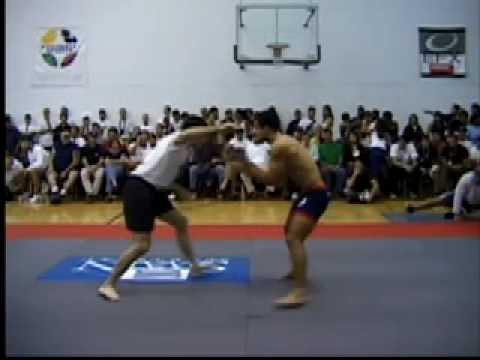 Pablo Popovitch vs Sean Sprangler ADCC trials