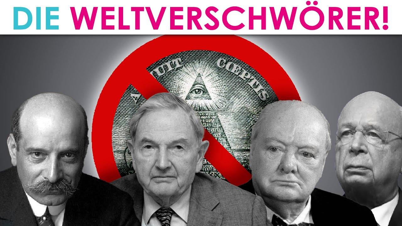 """Weltregierung & """"GREAT RESET"""": Enthüllungen für Verschwörungsleugner! Schockierende Wahrheiten"""