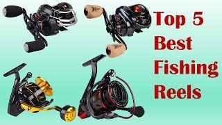 Top 5 Best Fishing Reels on the market !!!