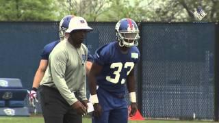 Giants Insider: Safety Cooper Taylor
