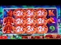 ALL YOU NEED IS MULTIPLIERS! MAMMOTH POWER MAX BET BONUS ...
