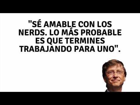 Frases De Bill Gates Youtube