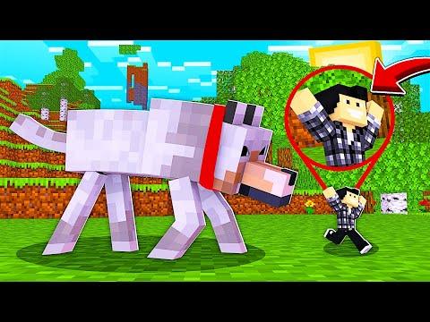 Minecraft MAIS NOUS SOMMES PETITS !
