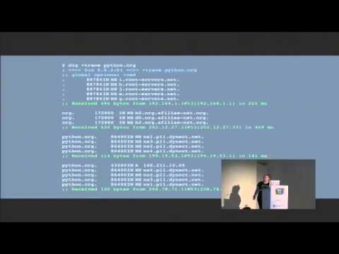 Lynn Root - For lack of a better name(server): DNS Explained