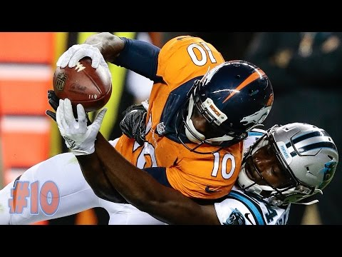 Top 10 Photos: Broncos vs Panthers