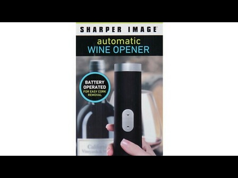 Automatic Wine Opener Youtube
