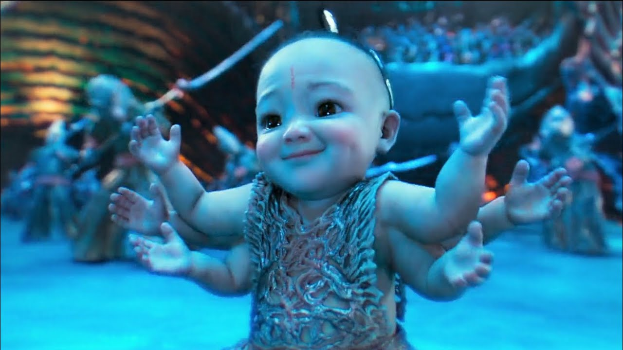 Download This Cursed Baby Is The Only Hope To Fight Gods