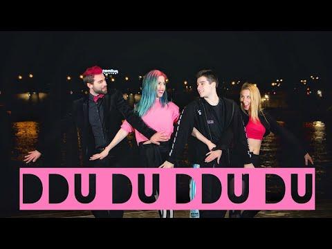 Ddu Du Ddu Du by BLACKPINK │Just Dance 2019 │Feat. Of Hugo, Moogly-H, Manu \u0026 The Fairy Dina
